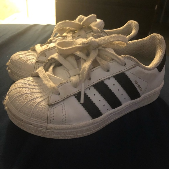 adidas Shoes | Girls Adidas Shell Toes